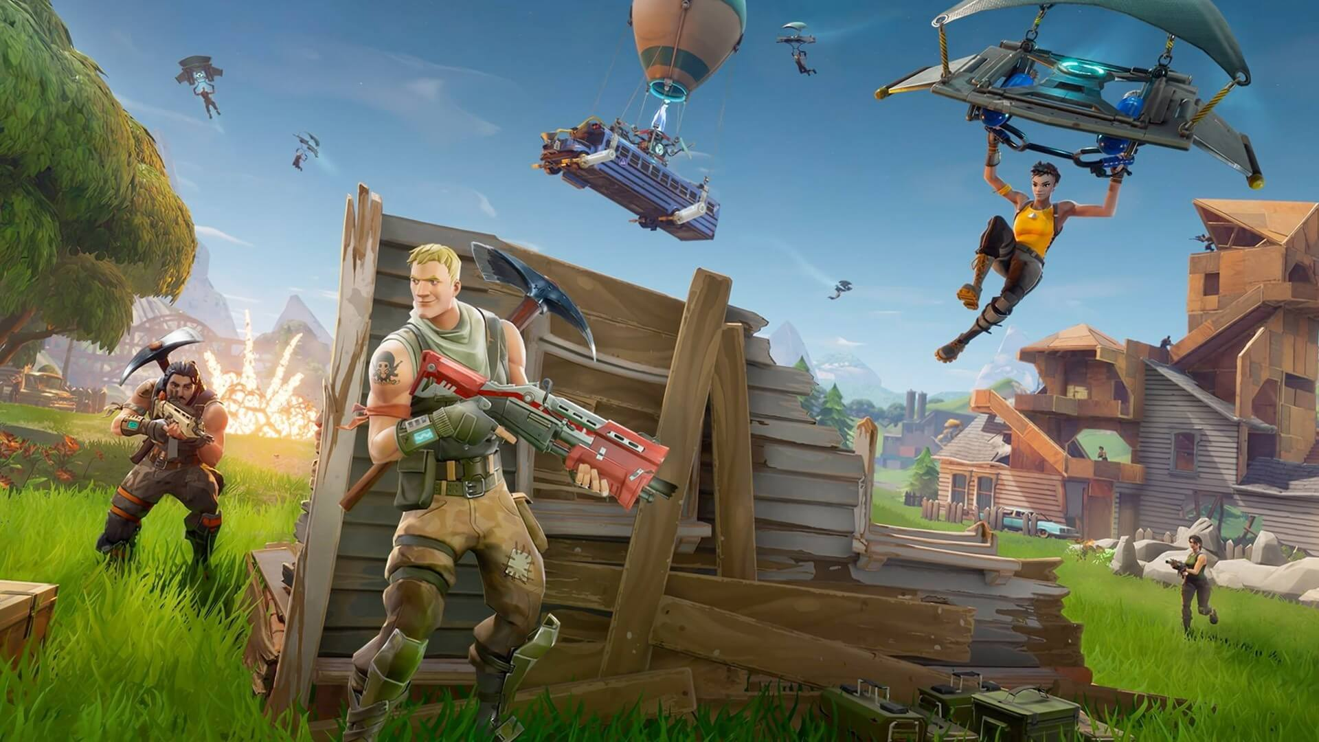 Fortnite toernooi of event organiseren? WePlay Esports!