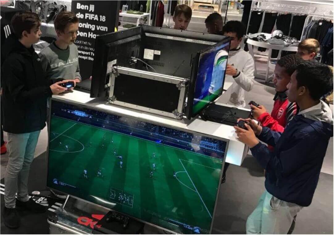 Het WePlay Esports team